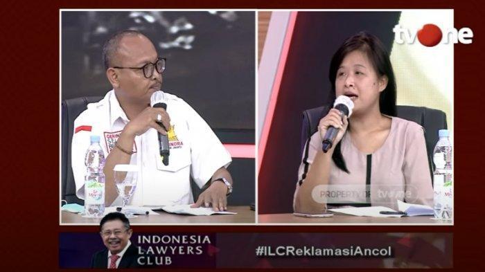 Siapa Susan Herawati? Perempuan Berani Tampil di ILC TV One Serang Ahok & Kini Anies