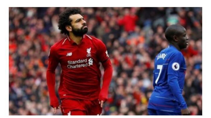 Aksi Mohamed Salah yang Selalu Memukau