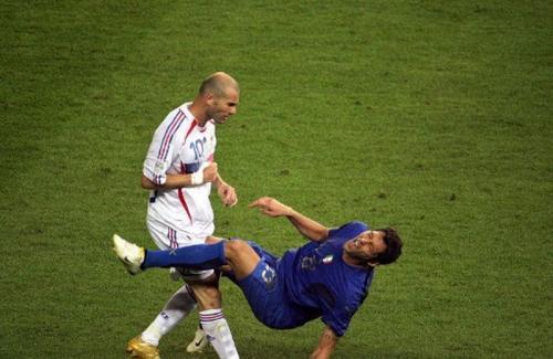 Zidane Saat Itu