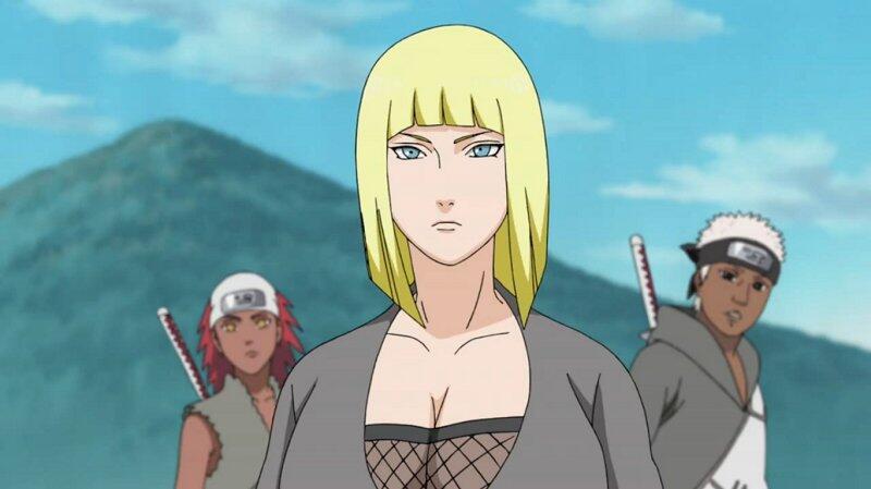 Super cantik dan seksi ini dia 6 karakter shinobi cantik di era naruto