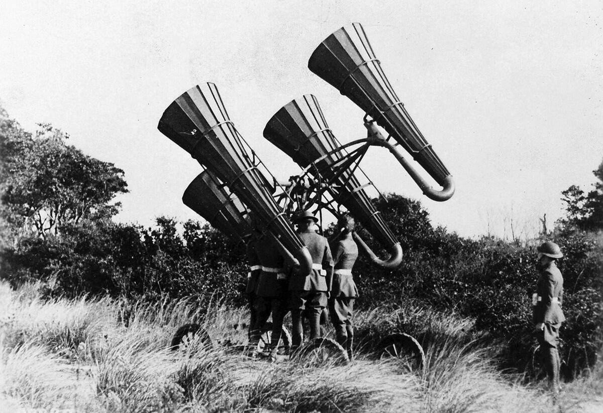 Teknologi Dalam Perang Dunia I Part I
