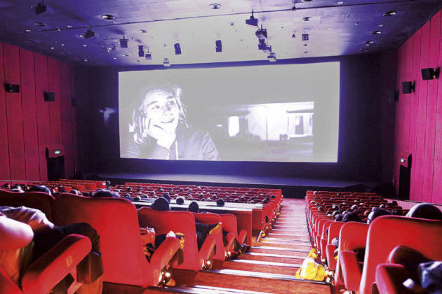 Masih Mengkhawatirkan, Pemprov DKI Tutup Bioskop Lagi
