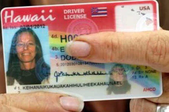 Kepanjangan, Nama Wanita Ini Tidak Cukup di SIM!