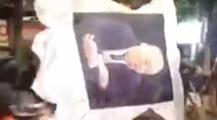 Viral Rombongan Pemuda Bawa Layangan Raksasa Kakek Sugiono, Diduga Fans Berat