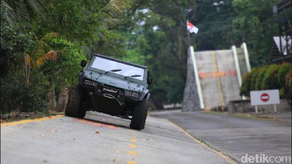 Mengenal Lebih Dekat Sosok 'Maung', Si Tangguh Dari Kota Kembang