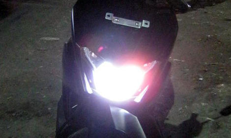 Jangan Cuma Jadi Wacana, Mantengin Lampu Jauh Kendaraan Bakalan Kena Tilang!