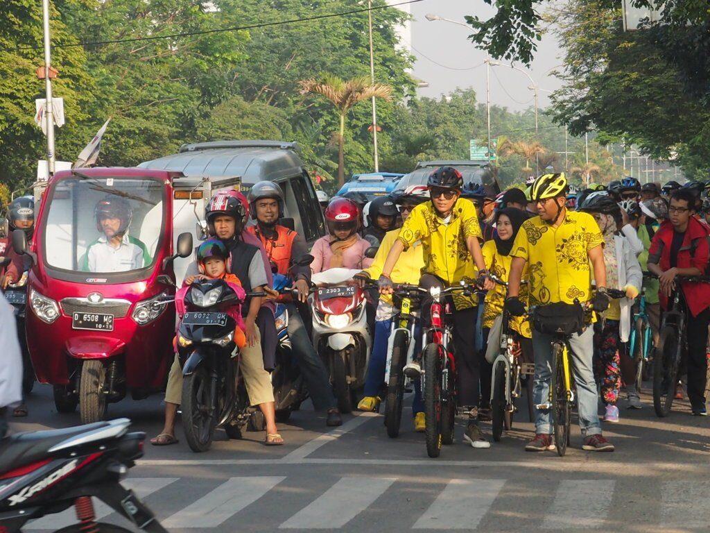 Brompton Sepeda Anti Corona!