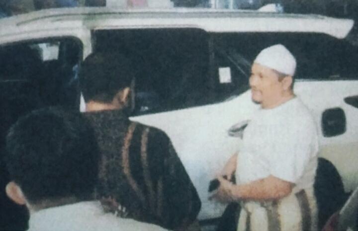 Perampokan Habib Udin, Rp. 550 Juta... RAIB!!!