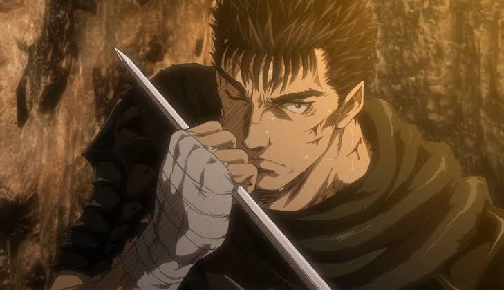 Anime dengan karakter utamanya memiliki masa lalu kelam dan menyedihkan