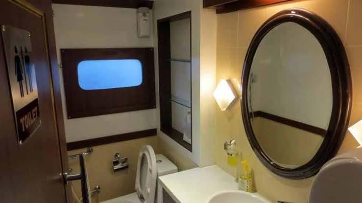 Kotoran Manusia Dari Toilet Kereta Dibuang Kemana?