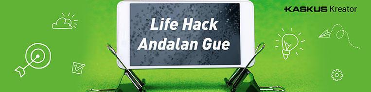 [B]Life Hacks ala Ane: Memanfaatkan Kardus Menjadi Wadah Buku[/B]