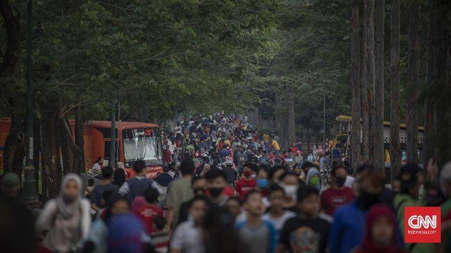Kasus Corona di Indonesia Tembus 100 Ribu Orang