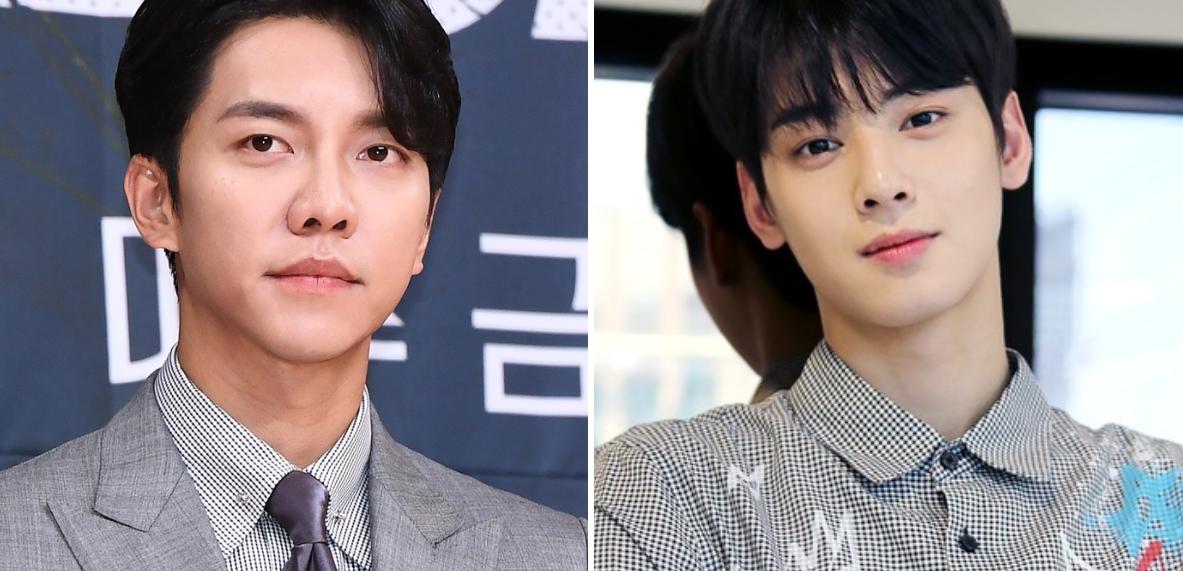 Gak Disangka, Lee Seung Gi dan Cha Eun Woo Pernah Kesulitan Soal Cinta