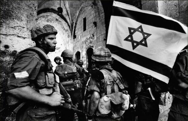 Six Day War! Israel VS Mesir, Yordania, Irak Dan Suriah!
