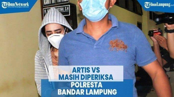 Artis Vernita Syabila Si Seksi Yang Diduga Terlibat Open BO Online Di Lampung