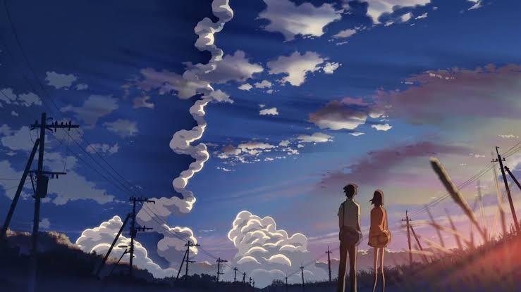 Rekomendasi anime movie drama