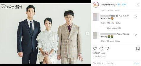 Kenalan Kuy dengan Seo Ye Ji, Si Cantik Berpinggang Semut di Drama Terbarunya!