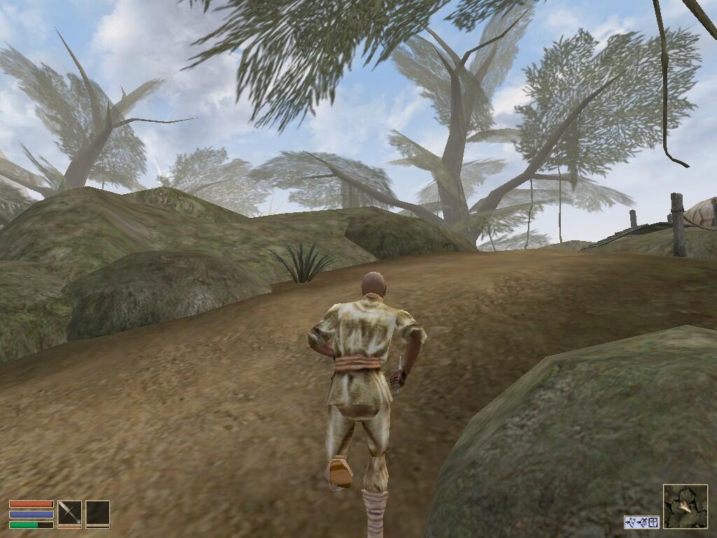 Beginilah Pengalaman Pertama Ketika Mencoba The Elder Scrolls: Morrowind