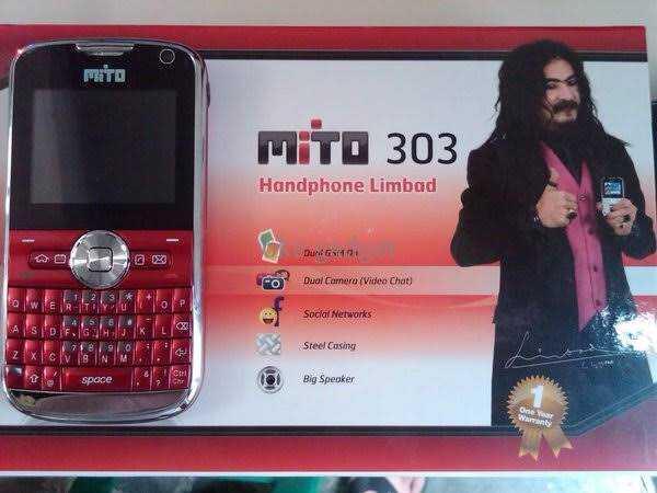 Mengenang Kembali Demam Ponsel QWERTY Lokal Yang Pernah Melanda Indonesia