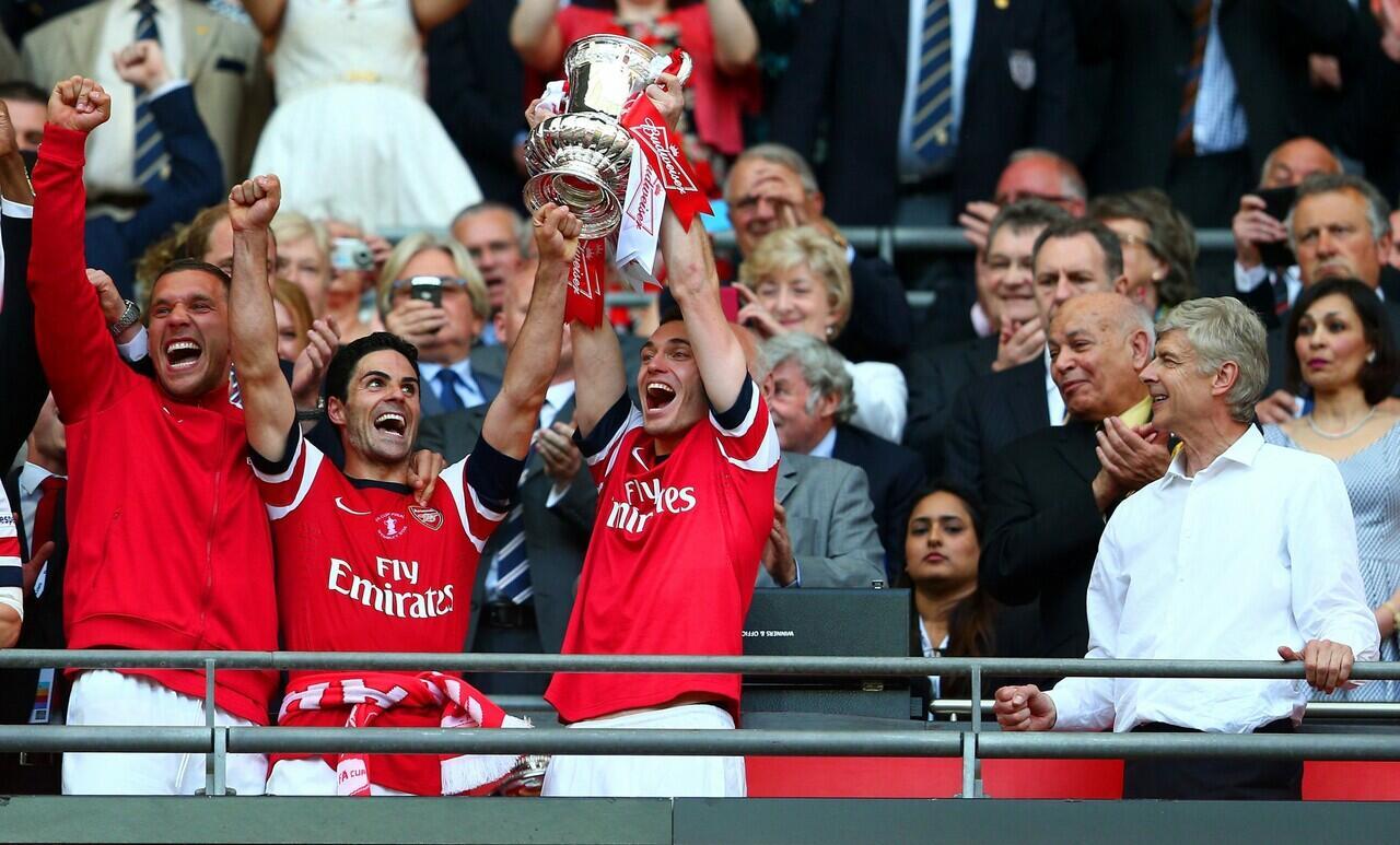 Mikel Arteta, Mengikuti Jejak George Graham Menjaga Gengsi Arsenal