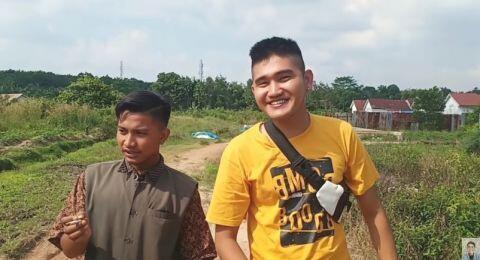 Prank Daging Kurban Isi Sampah, Warganet Minta Edo Putra Dipenjara