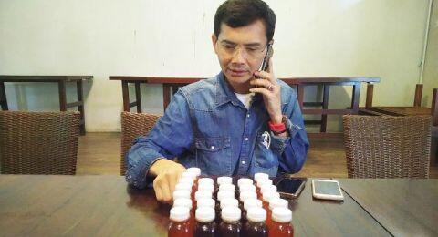 Klaim Temukan Obat Covid-19, Hadi Pranoto Angkat Bicara Soal Gelar Profesor