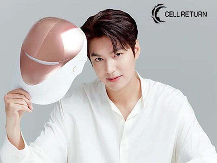 Tak Usah Repot Perawatan Ke Klinik Wajah, Mending Pakai LED Mask Ala Oppa Lee Min Ho!