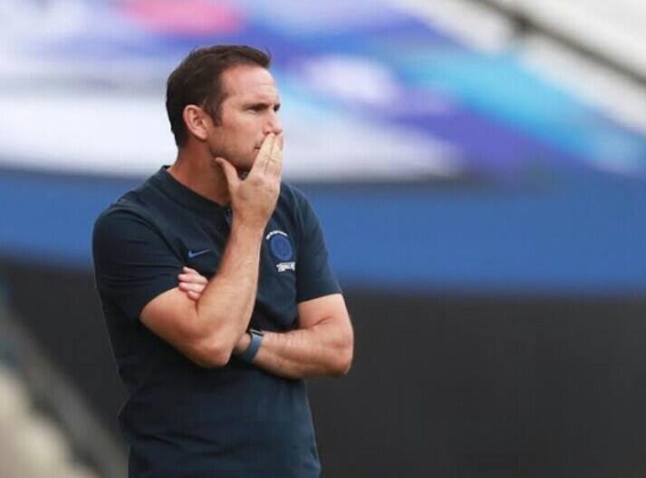 Saat Mikel Arteta Bahagia, Frank Lampard (masih) Memble di Wembley