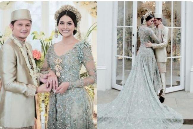 Deretan Gaun Pengantin Bak Putri Raja, Mana Pilihanmu?