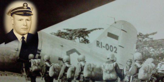 Bobby Earl Freeberg, Pahlawan Indonesia Berdarah Amerika Serikat!