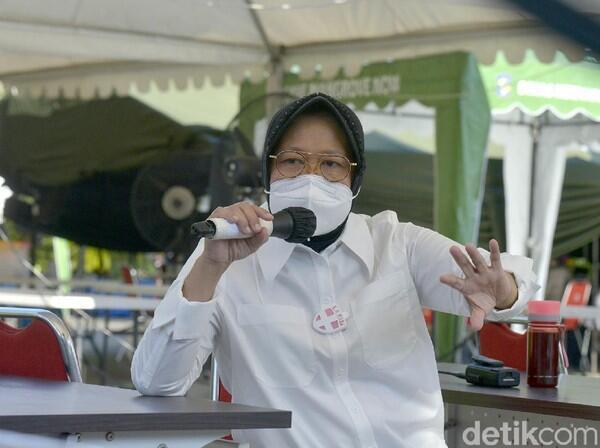 Ini Alasan Risma Sebut Surabaya Sudah Zona Hijau