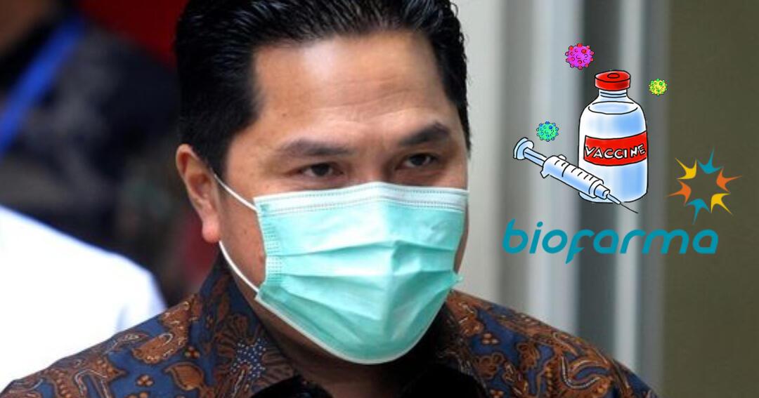 Kabar Gembira Nih, Bio Farma Siap Memproduksi 250 Juta Vaksin Covid!