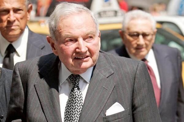 Rockefeller adalah Sosok di Balik Kemunculan Covid-19?