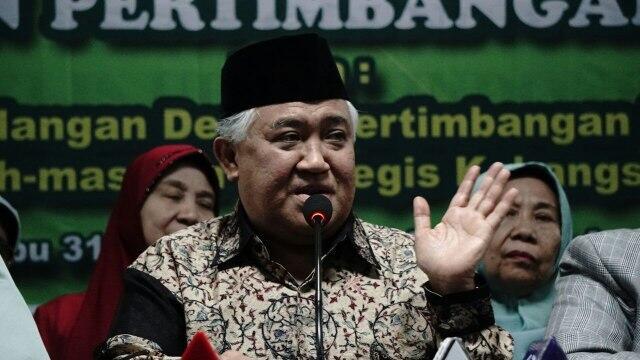 Ace Hasan soal KAMI: Selamatkan Bangsa Tak Cukup Hanya Buat Deklarasi-deklarasian