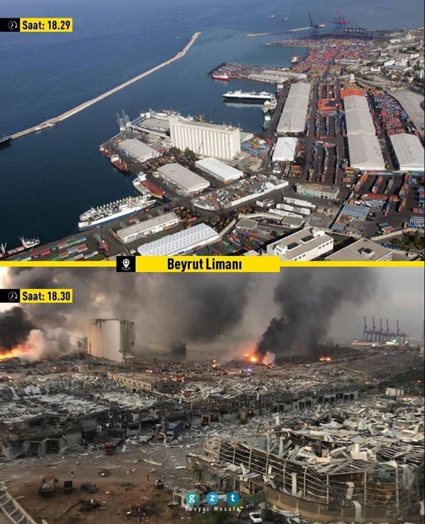 Manchester United Beri Ucapan Empati atas Ledakan Lebanon Mirip Ledakan Bom Hiroshima