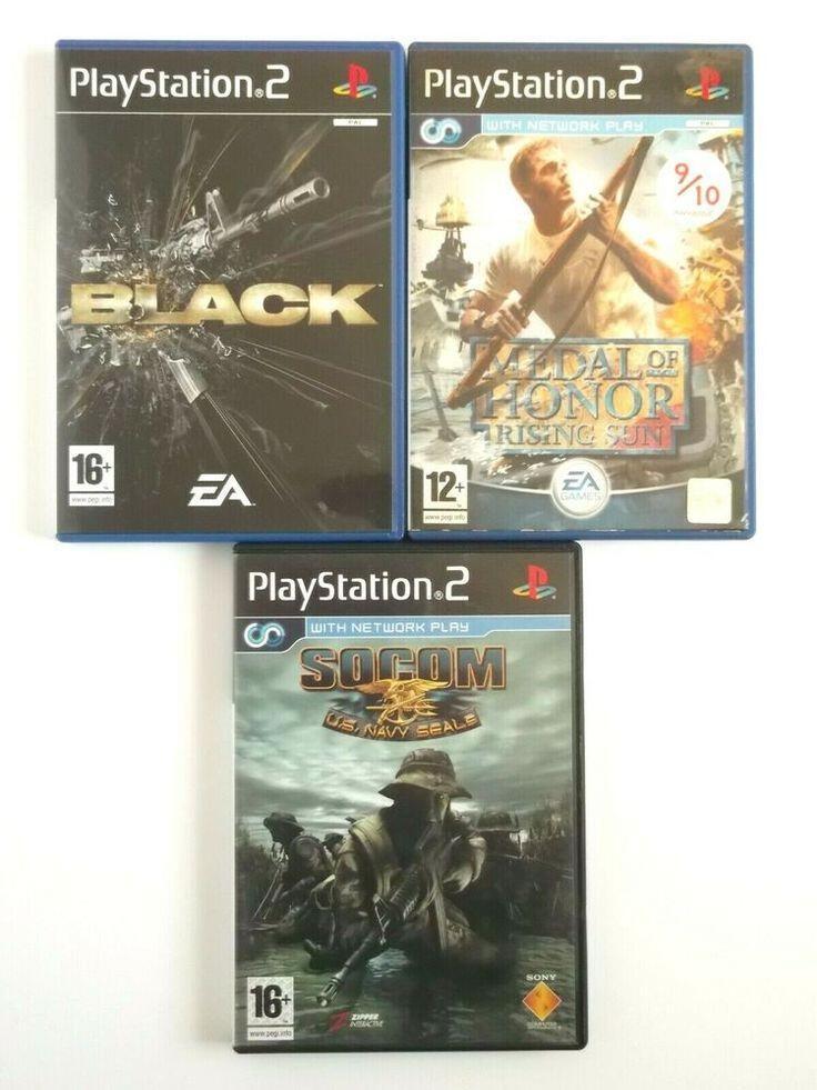 Lika-Liku Game FPS di PlayStation