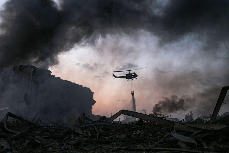 Wah, Bahan Ledakan Dahsyat Lebanon Ternyata Juga Muncul di Film Keren Ini