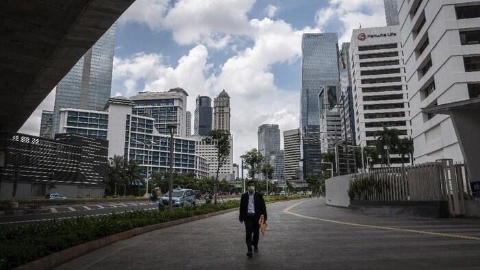 [BREAKING NEWS] Ekonomi RI Kuartal II-2020 Minus 5,32%