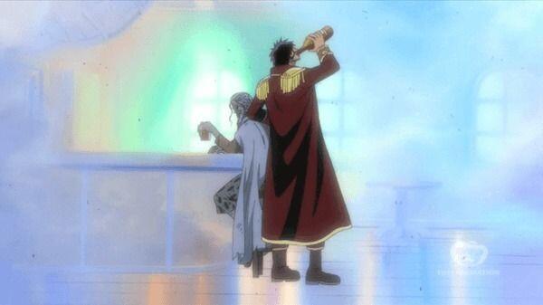 One Piece: 5 Alasan Masuk Akal Mengapa Rayleigh Lebih Kuat Dari Para Yonkou