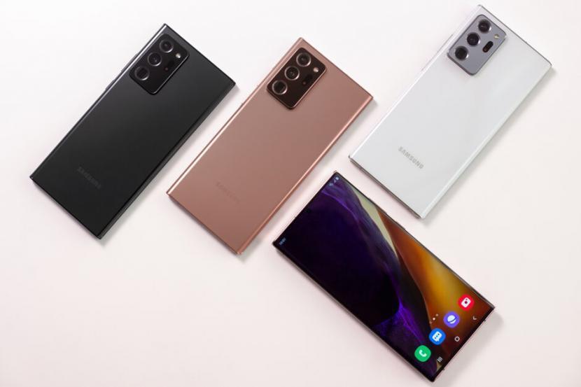 Samsung Resmi Luncurkan Penerus Galaxy Note 10