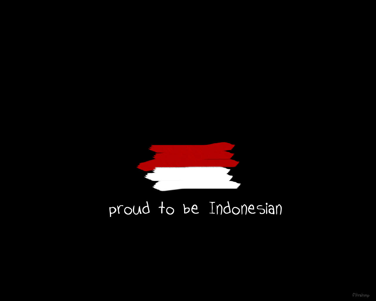 Orang Indonesia Overproud itu Norak