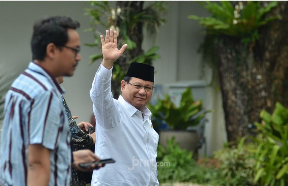 Sinyal Prabowo Subianto Jadi Presiden Makin Kuat, Bersiaplah!