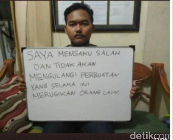 'Gilang Bungkus' Pelaku Fetish Pocong Jarik Ditangkap!