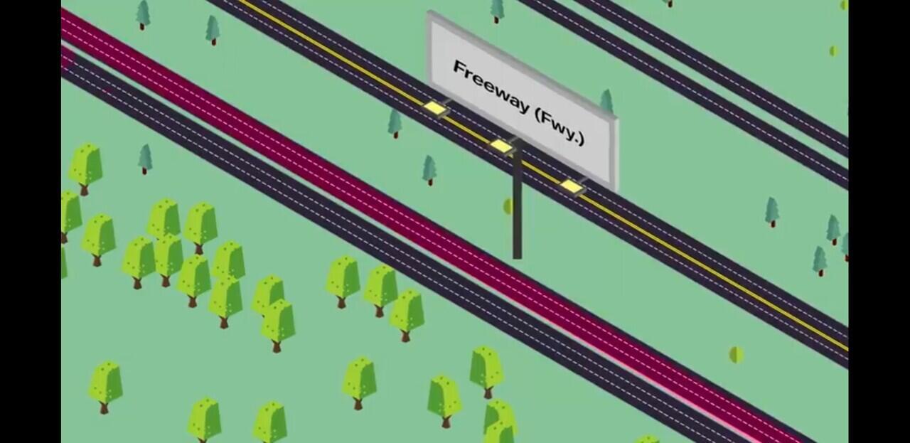 Uniknya Kode Jalanan di Australia (Sampai 22 Macam!)