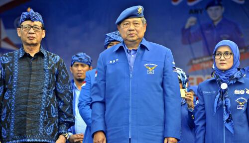 Tanggapi Anak SBY, PDIP: Era Bapakmu Banyak Proyek Mangkrak!