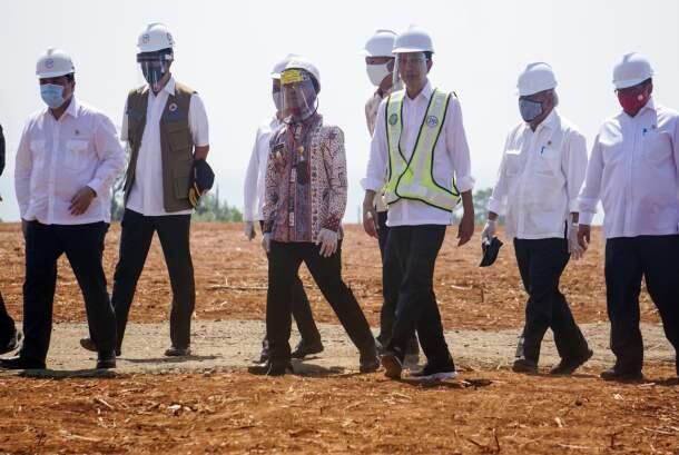 Tujuh Perusahaan Resmi Hijrah dari Cina ke Indonesia