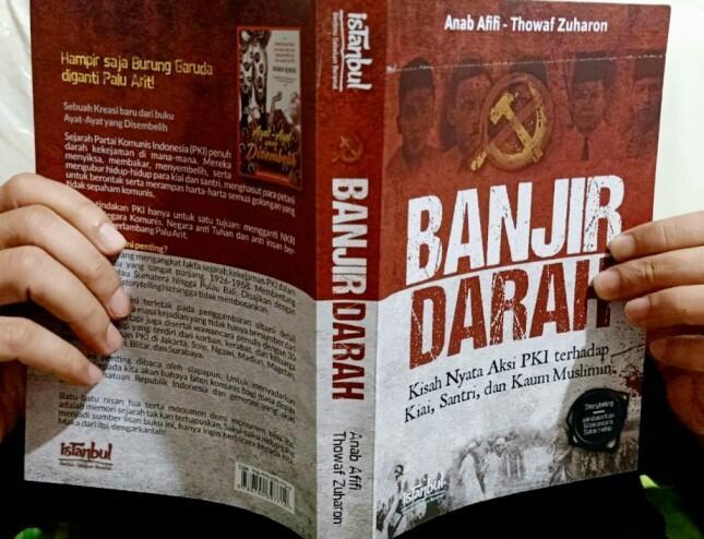 Viral Buku 'Banjir Darah' Cetakan Pertama Ludes Hanya dalam Hitungan Jam!