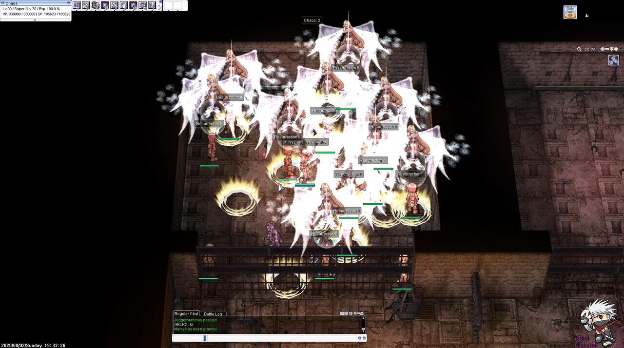 Chaos Ragnarok Private Server