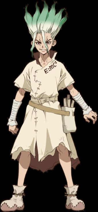 Karakter Anime Terjenius