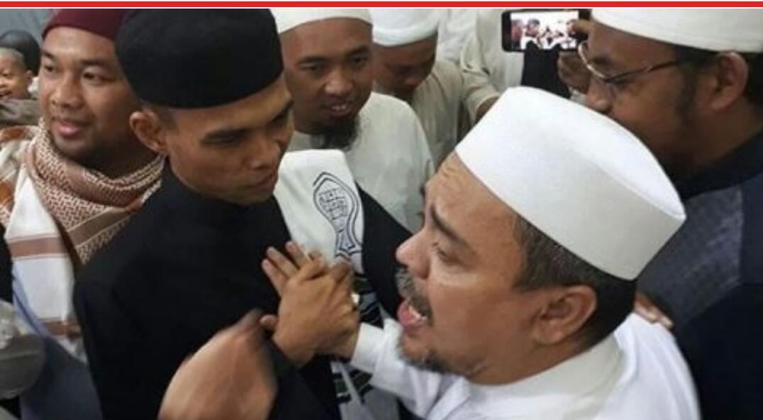 Soal Kekuatan Habib Rizieq dan UAS Jika Maju Pilpres 2024, | Kata Nasdem